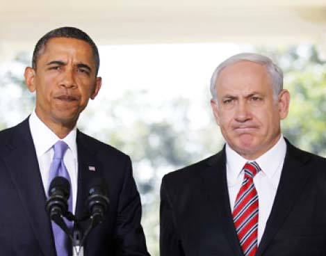 Obama: The US will abandon Israel at the UN